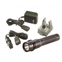 Strion® LED Rechargeable Flashlight