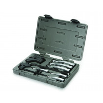 GearWrench 2 & 5 Ton 2 or 3 Jaw Internal/External Ratcheting Puller Set