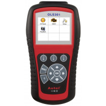 MaxiService Oil / Service Reset Tool and Scan Tool