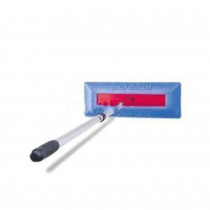 Snow Brum, 17 in. x 6 in. Foam Head, Handle Extends from 27 in. to 48 in., Will Not Scratch Paint